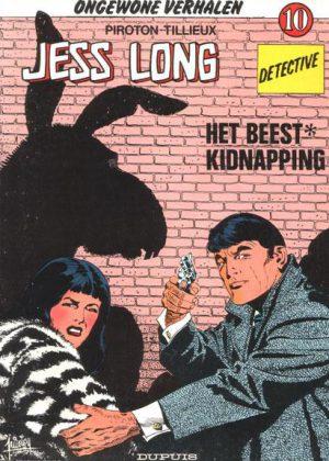Jess Long 10 - Het beest - Kidnapping