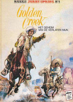 Jerry Spring 1 - Golden Creek, het geheim van de verlaten mijn