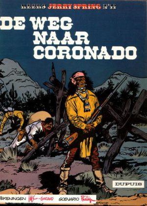Jerry Spring 11 - De weg naar Coronado