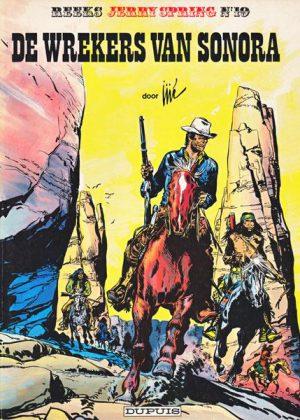 Jerry Spring 19 - De wrekers van Sonora