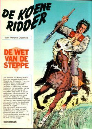 De Koene Ridder 3 - De wet van de steppe