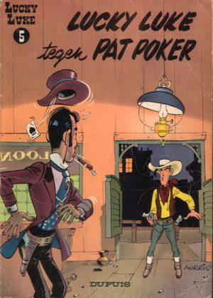 Lucky Luke 5 - Lucky Luke tegen Pat Poker (1967)