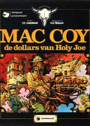 Mac Coy - De dollars van Holy Joe