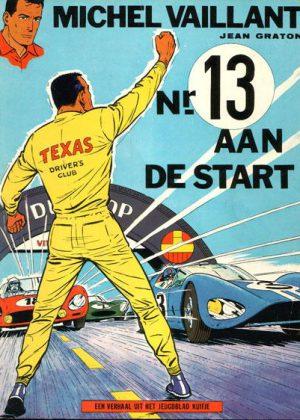Michel Vaillant 5 - Nr 13 aan de start