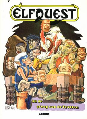 Elfquest 7 - De greep van de trollen
