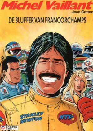 Michel Vaillant 51 - De bluffer van Francorchamps (Tweedehands)
