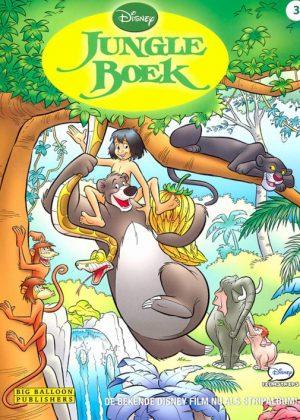 Disney filmstrips - Jungle Boek