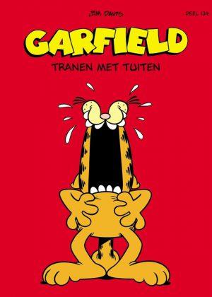 Garfield deel 134 - Tranen met tuiten