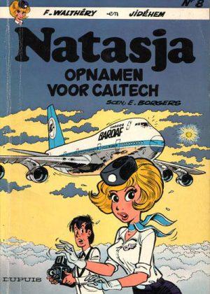Natasja 8 - Opnamen voor Caltech