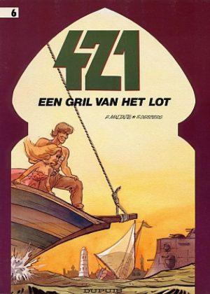 Agent 421 - Een gril van het lot