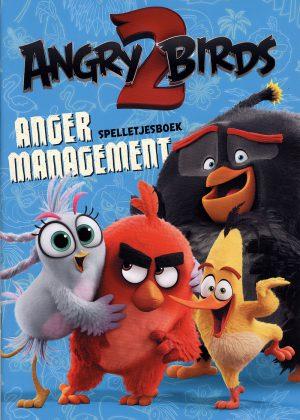Angry Birds 2 - Anger Management Spelletjesboek