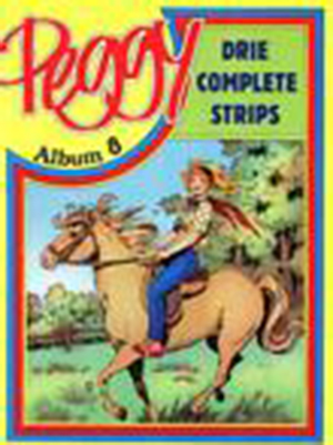 Peggy album 08 - Drie complete strips