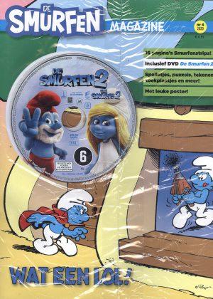 Smurfen Magazine nr. 4 2020 - Met DVD