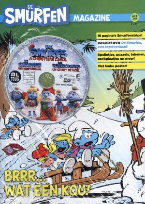 Smurfen Magazine nr. 2 2019 - Met DVD