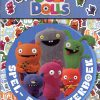 Ugly Dolls Spel- en stickerboek