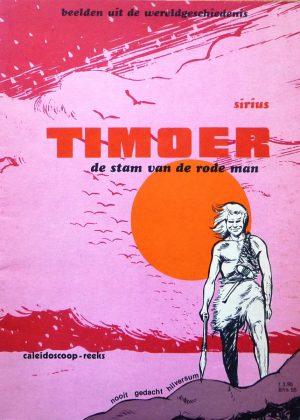 De Timoers 1 - De stam van de rode man (1976)