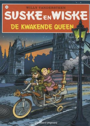 Suske en Wiske 313 - De kwakende queen