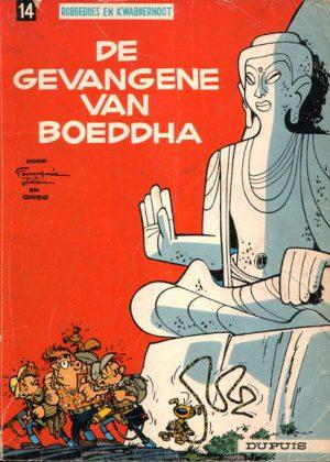 Robbedoes en Kwabbernoot - De gevangene van Boeddha