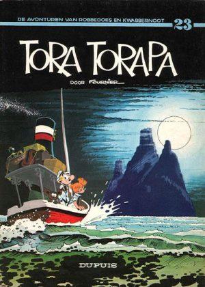 Robbedoes en Kwabbernoot - Tora Torapa