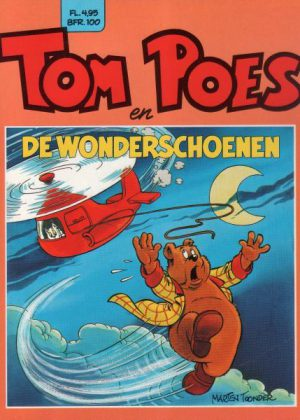 Tom Poes - De wonderschoenen