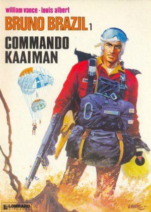 Bruno Brazil 2 - Commando Kaaiman