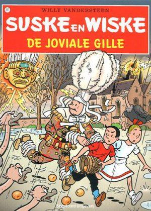 Suske en Wiske 297 - De joviale Gille