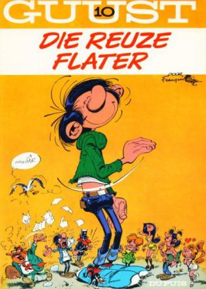 Guust 10 - Die reuze Flater (zgan) (1977)