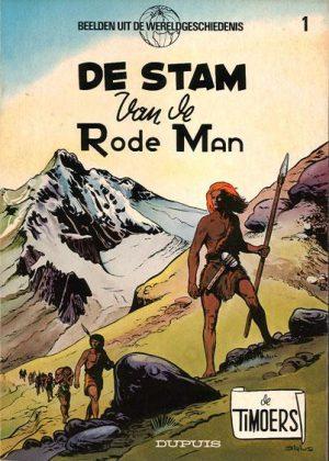 De Timoers 1 - De stam van de rode man