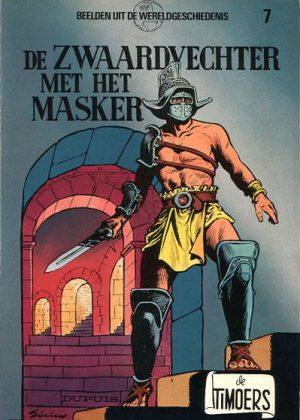 De Timoers 7 - De zwaardvechter met het masker