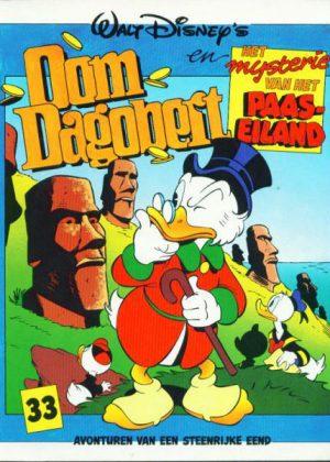 Oom Dagobert 33 - Het mysterie van het Paaseiland