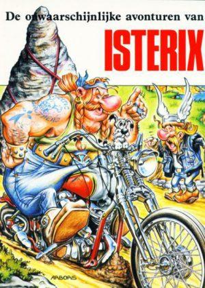 De onwaarschijnlijke avonturen van Isterix - Parodiereeks 03
