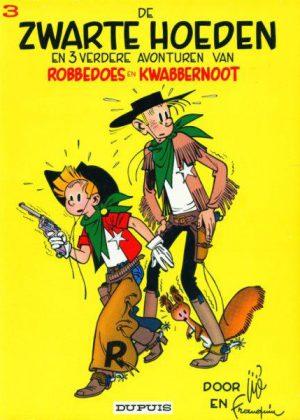 Robbedoes en Kwabbernoot - Let op de foto!