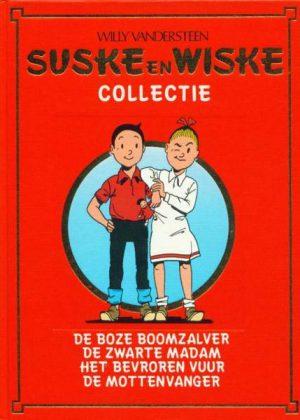Suske en Wiske Collectie 19 (Hardcover) 2e hands