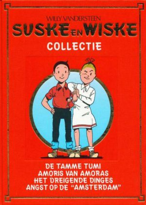 Suske en Wiske Collectie 34 (Hardcover) 2e hands