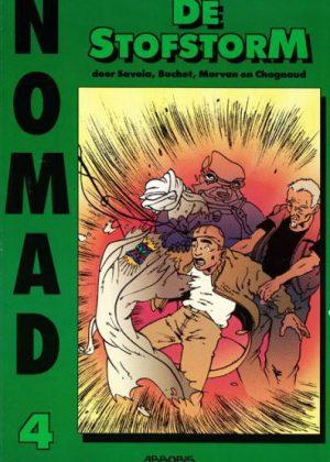 Nomad - De stofstorm (1e druk 1996)