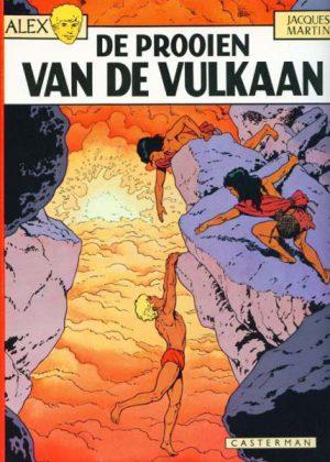 Alex 14 - De prooien van de vulkaan