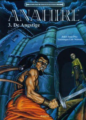 Anahire 3 - De angstige