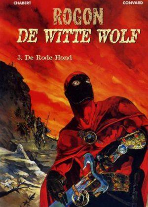 Rogon De Witte Wolf - De rode hond