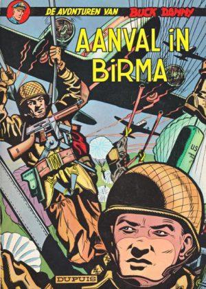 Buck Danny 6 - Aanval in Birma