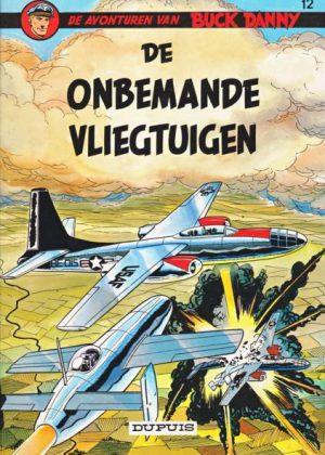 Buck Danny 12 - De onbemande vliegtuigen