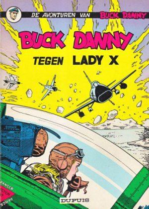 Buck Danny 17 - Buck Danny tegen Lady X