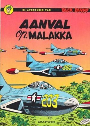 Buck Danny 18 - Aanval op Malakka