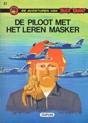 Buck Danny 37 - De piloot met het leren masker