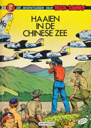 Buck Danny 39 - Haaien in de Chinese Zee