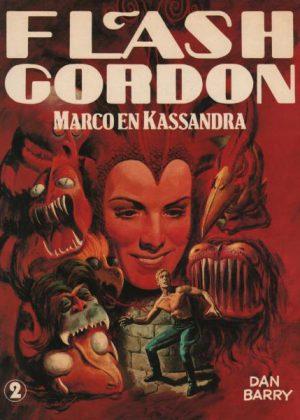 Flash Gordon - Marco en Cassandra