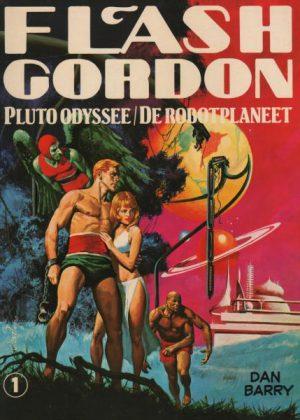 Flash Gordon - Pluto odyssee/ De robotplaneet