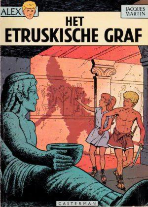 Alex 8 - Het Etruskische graf