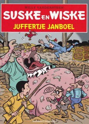 Suske en Wiske 60 - Juffertje Janboel (Uitgave Kruidvat)