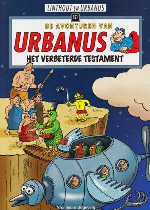 De avonturen van Urbanus - Het verbeterde testament