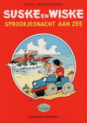 Suske en Wiske 18 - Sprookjesnacht aan zee (Waldkorn uitgave)